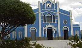 Morrinhos - Igreja do Sagrado Coração de Maria-Foto:Lucas Lima.
