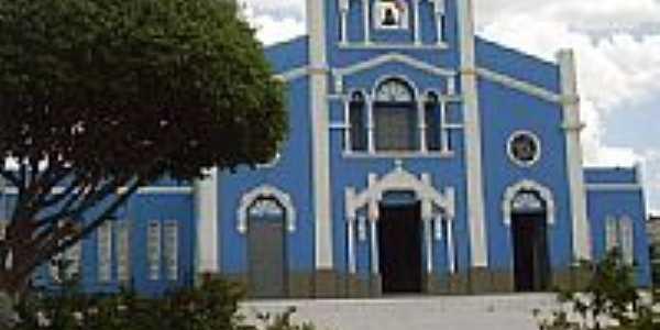 Igreja do Sagrado Coração de Maria-Foto:Lucas Lima.