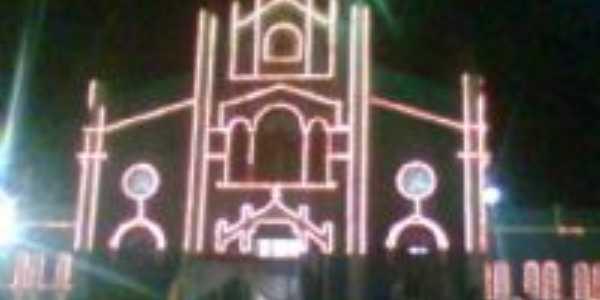Igreja Matriz Iluminada, Por Régis Carneiro