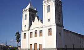 Porto Real do Colégio - Matriz de N.S.da Conceição-Foto:Vicente A. Queiroz