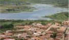 Mucambo - Açude em Mucambo-Foto:CARLOS NASCIMENTO DE ARAUJO
