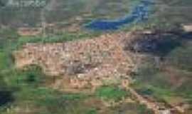Mucambo - Vista aérea de Mucambo-Foto:Nilo Marques