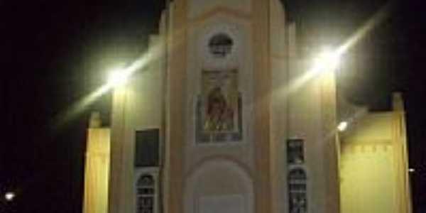 Igreja matriz Senhora Sant' Ana, Por Deusilene Castro