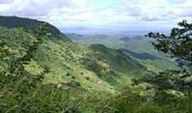 Mulungu - Vista Serra de Mulungu, por Roberta Aragão.