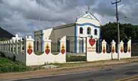 Mumbaba - Capela do Sagrado Coração de Jesus-Foto:Francisco Edson Mend…