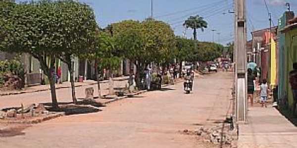 Nova Betânia-CE-Av.Manoel Neres de Oliveira-Foto:Cicero Onassis