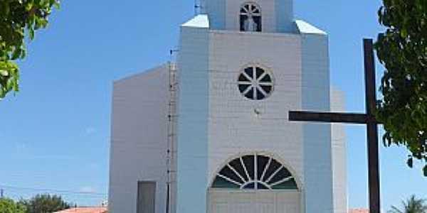 Nova Betânia-CE-Igreja de N.Sra.das Graças-Foto:080637