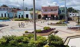 Nova Fátima - Nova Fátima-CE-Praça da Matriz-Foto:Facebook
