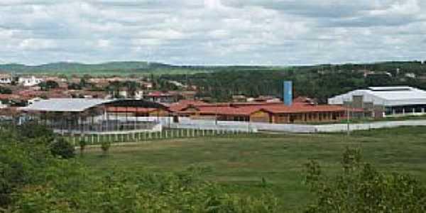 Escola Ulisses Maia Nova Floresta - por cassymyro