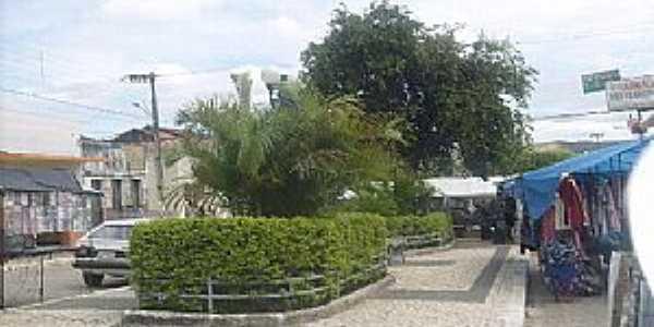 Nova Oinda-CE-Pracinha central-Foto:RONALDO NUNES
