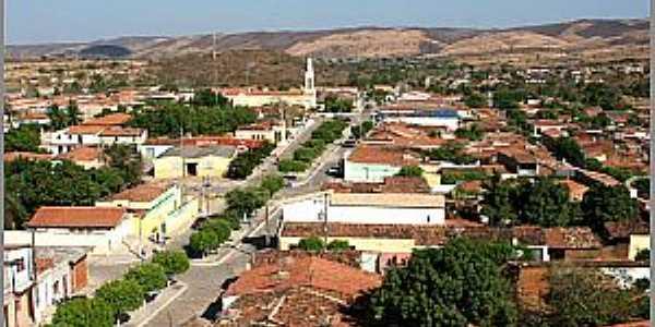 Nova Oinda-CE-Vista da Avenida central-Foto:www.fundacaocasagrande.org.br