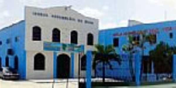 Nova Vida-CE-Igreja Assembléia de Deus-Foto:iadvc.com.br