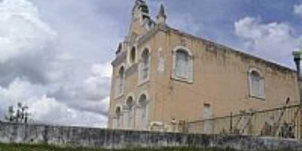 Igreja do Rosário em Quebrângulo-Foto:Sergio Falcetti