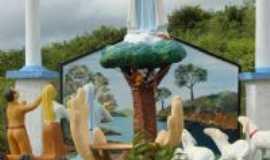 Novo Oriente - Santu�rio de Nossa Senhora de F�tima, Novo Oriente - Cear�, Por George Aguiar