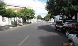 Novo Oriente - Novo Oriente-CE-Avenida S�o Francisco-Foto:Cleomilton Pereira d�
