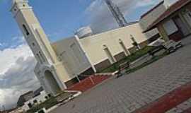 Novo Oriente - Novo Oriente-CE-Igreja Matriz-Foto:PauloSilas90