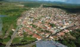 Novo Oriente - Vista aérea de Novo Oriente Ceará, Por George Aguiar