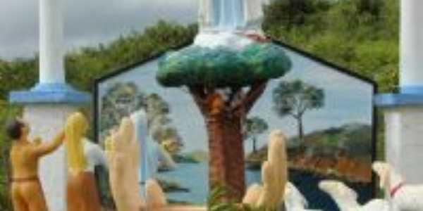 Santuário de Nossa Senhora de Fátima, Novo Oriente - Ceará, Por George Aguiar