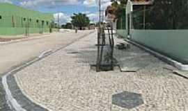Ocara - Ocara-CE-Avenida da cidade-Foto:iciocara.