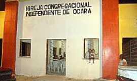Ocara - Ocara-CE-Igreja Congregacional Independente-Foto:iciocara.