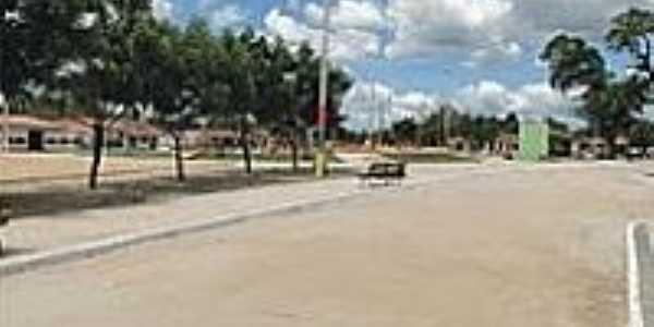 Ocara-CE-Centro da cidade-Foto:iciocara.