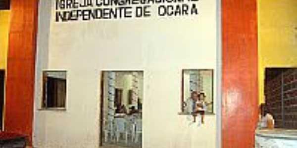 Ocara-CE-Igreja Congregacional Independente-Foto:iciocara.