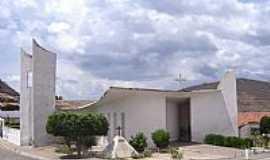 Orós - Orós-CE-Matriz de N.Sra.do Perpétuo Socorro-Foto:Vicente A. Queiroz