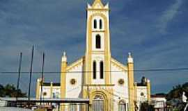 Pacajus - Igreja Matriz foto  Francisco Edson Mendonça