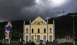Pacatuba - Igreja de N.Sra.da Conceição em Pacatuba-CE-Foto:RWagnerVM