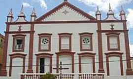 Pacoti - Frontal da Igreja Matriz