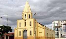 Pacujá - Igreja Matriz de Pacujá-CE