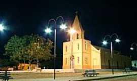 Pacujá - Igreja Matriz, por Alancardé Leopoldino