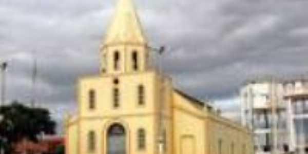 Igreja matriz, Por Francisco Cristiano Marques de Morais