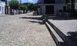 Padre Linhares - Rua da cidade-Foto:delande