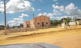 Pajeú - Pajeú-CE-Capela do Povoado-Foto:william.alencar