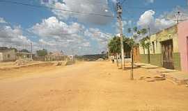 Pajeú - Pajeú-CE-Centro do Povoado-Foto:william.alencar