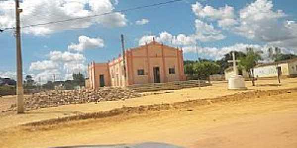 Pajeú-CE-Capela do Povoado-Foto:william.alencar