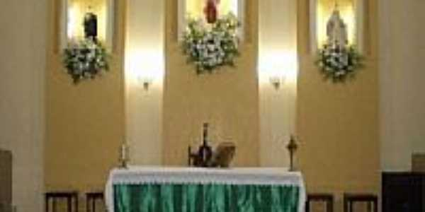 Altar da Matriz-Foto:palestina do cariri …
