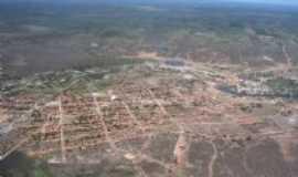 Palhano - Foto Aérea do Municipio de Palhano, Por Celestino Fonseca
