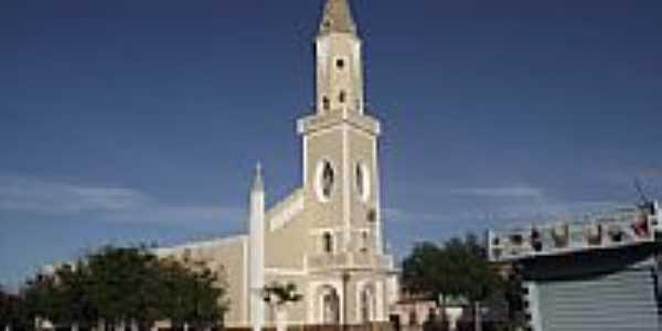 Igreja Matriz de Palhano-Foto:Jairo SilaS