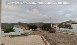Palmatória - Palmatória-CE-Rua central-Foto:Everardo Bezerra