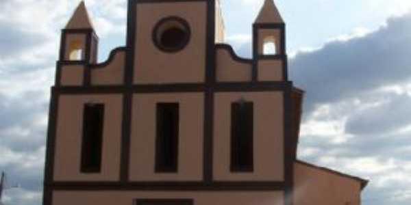 Igreja Matriz - Por Maristela Leitão