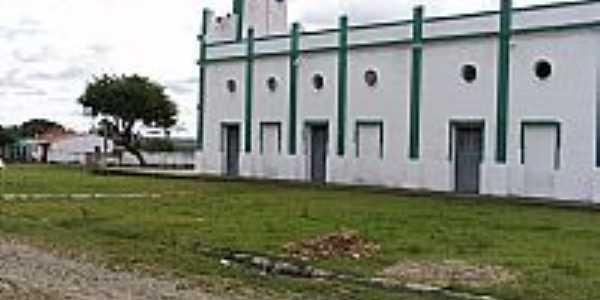 Igreja em Panacuí.