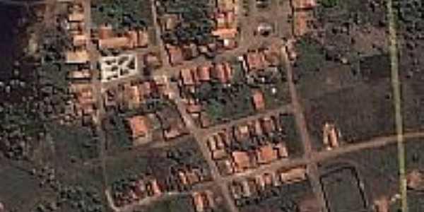 Vista de Paracuá via Satélite-Foto:paracuaweb.