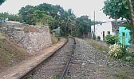 Rio Largo - Ferrovia em Rio Largo-Foto:miltonrv
