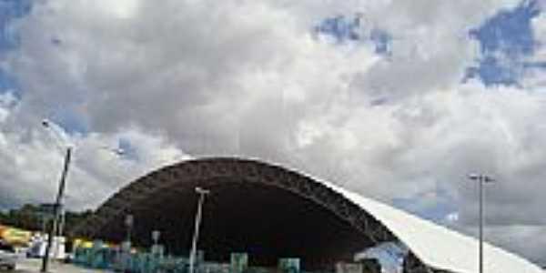 Ginásio Poliesportivo-Foto:Zemakila