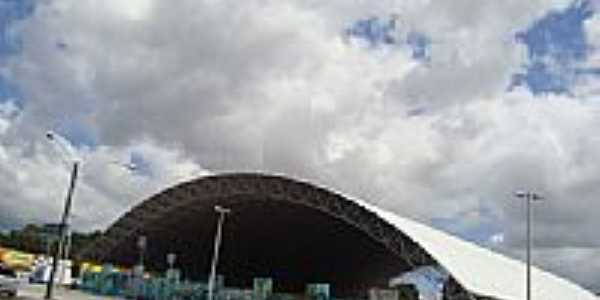 Gin�sio Poliesportivo-Foto:Zemakila