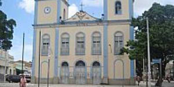 Igreja de Parangaba-Foto:Zemakila