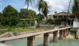 Parazinho - Ponte que leva à casa de pedras, Por Maria