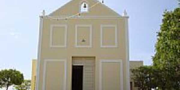 Igreja de São Sebastião-Foto:Reginaldo Pinheiro